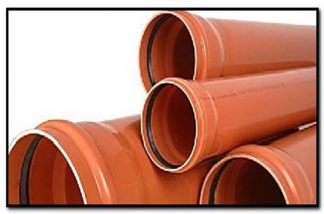 Продам Трубы наружной канализации нпвх