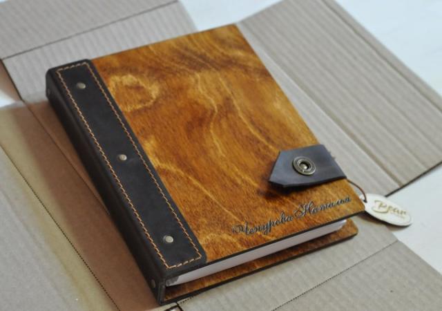 Продам Эксклюзивные блокноты,альбомы из дерева