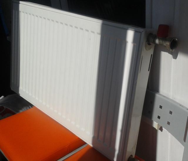 Продам: Стальные панельные радиаторы Лидея, 3 шт