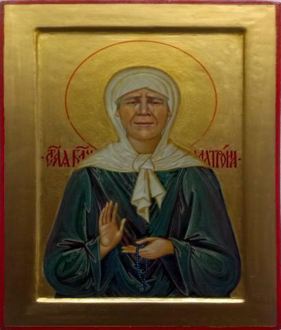 Продам Икона Святая Матрона Московская