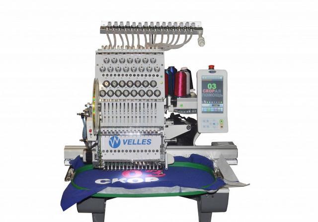 Продам Одноголовочная вышивальная машина