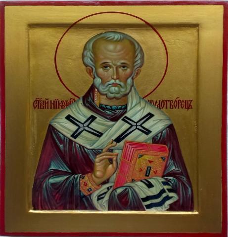 Продам Икона Святой Николай Чудотворец