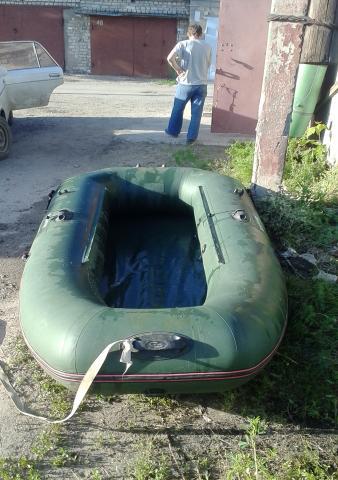 Продам Лодка надувная гребная мурена MR2