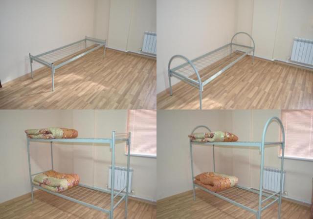 Продам кровати металлические армейского образца