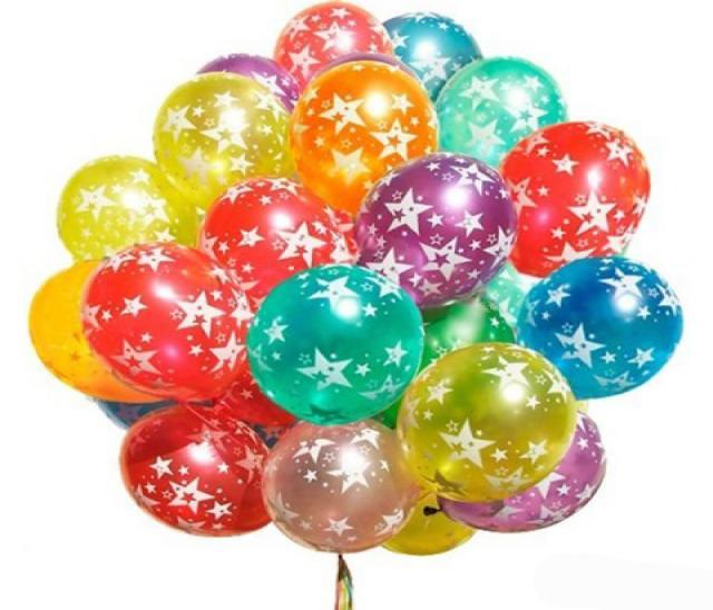 Продам Гелиевые воздушные шарики