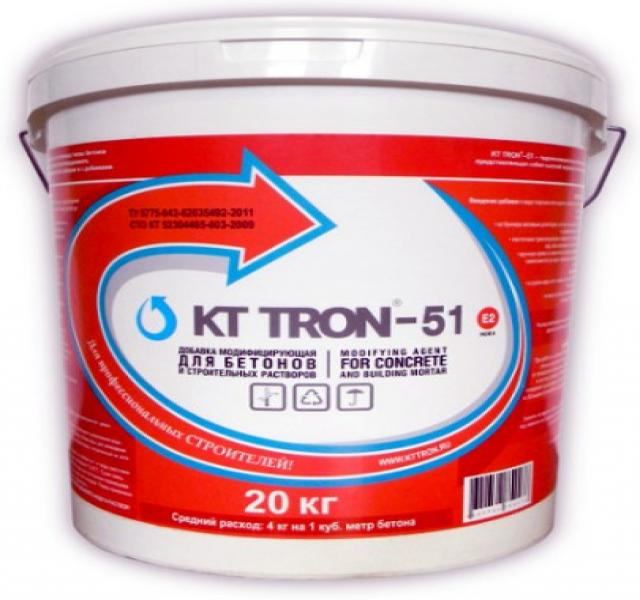 Продам: КТтрон–51 комплексная гидроизоляционная