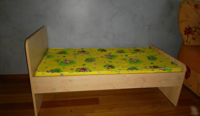 Продам детская кроватка с матрацем