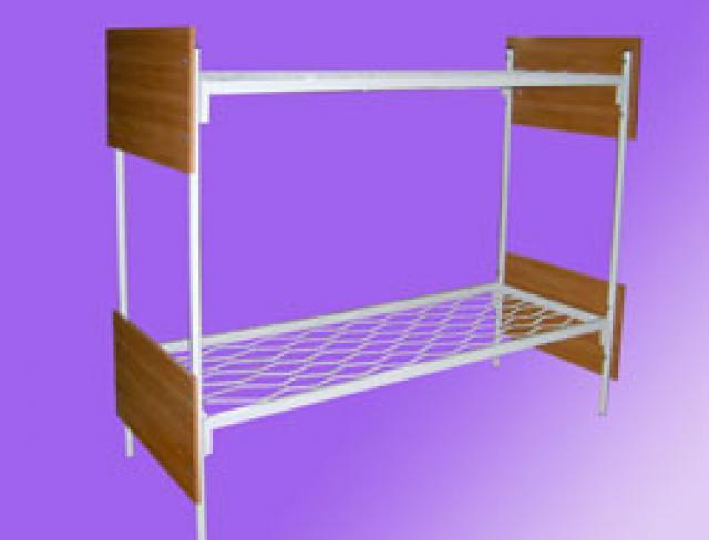 Продам: Металлические кровати для интернатов