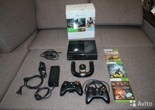 Продам: Xbox 360E 250 GB