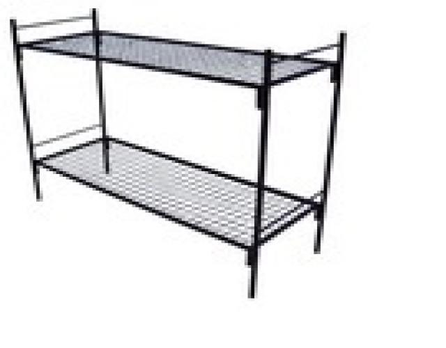 Продам Кровати на металлкаркасе со спинками ДСП