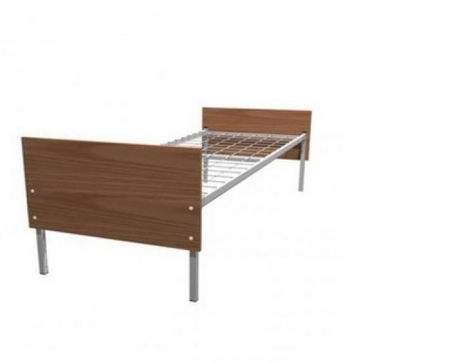Продам Металлические кровати для гостиниц оптом
