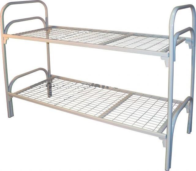 Продам Металлические кровати для казарм