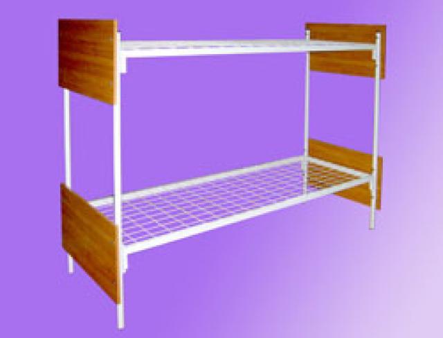 Продам:  Кровать металлическая двухъярусная