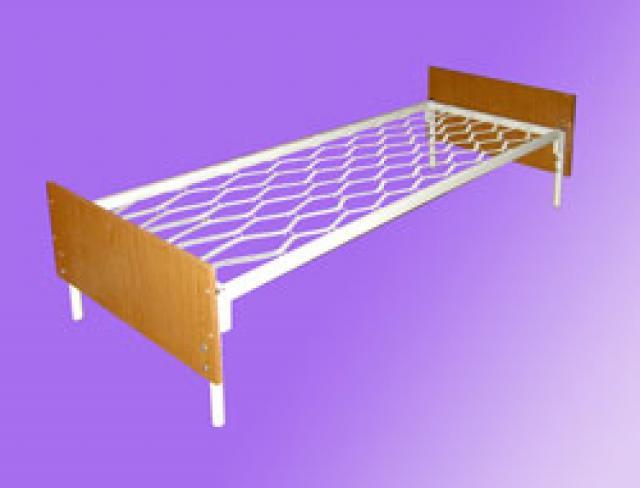 Продам  Кровать металлическая одноярусная