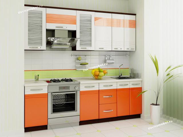 Продам Модульная кухня Оранж-9 от фабрики Витра