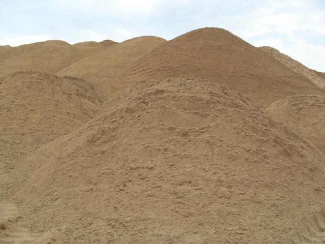 Продам Песок речной-мытый, песок карьерный