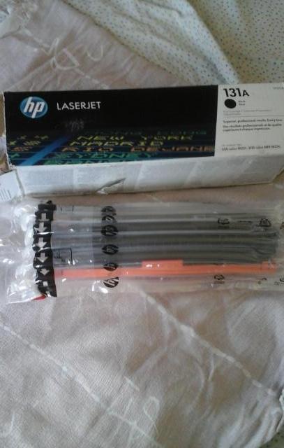 Продам: HP 131A, Оригинальный лазерный картридж