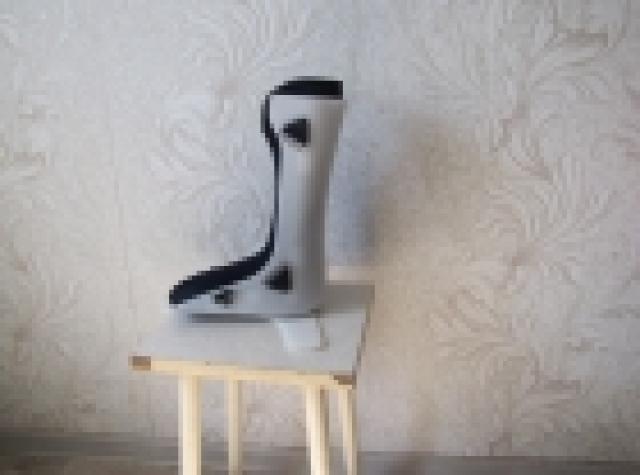 Продам: сапожок для фиксации ноги при переломе