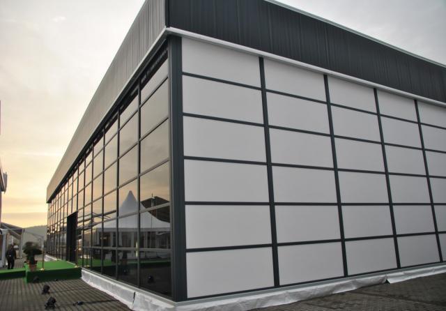 Предложение: Cтроительство торгово центра