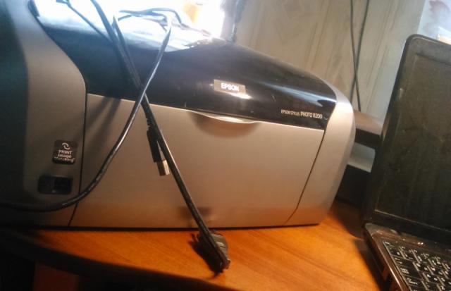 Продам: Epson Stylus Photo R200