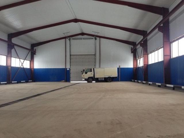 Предложение: Строительство сто, гаражей