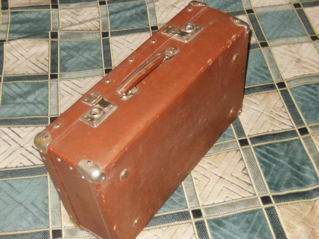 Продам Продам чемодан фибровый СССР