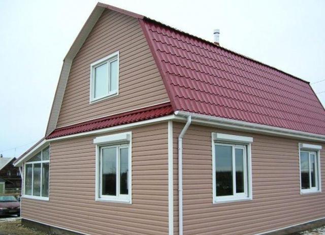 Предложение: Строительство крыш и ремонт кровли