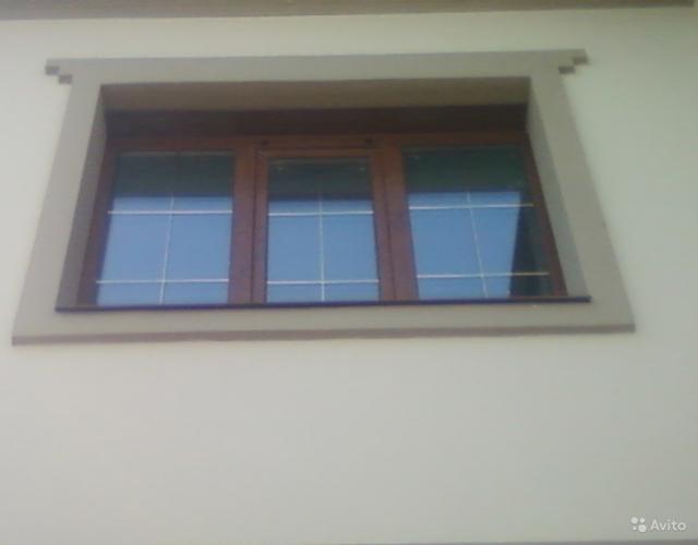 Продам Кашированные окна