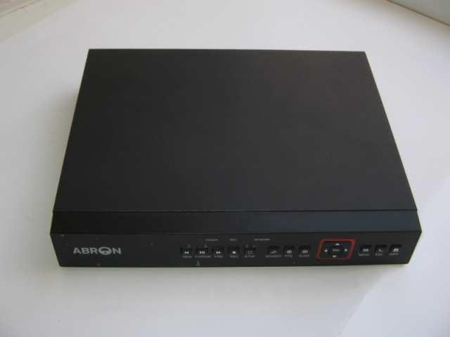Продам ABR-411HD гибридный видеорегистратор