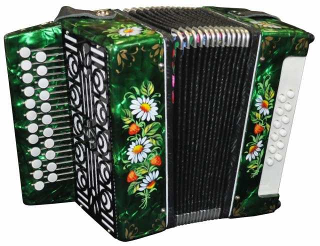 Продам ГАРМОНЬ «ЗАКАЗНАЯ» 27x25-IV-7+3 Г-24