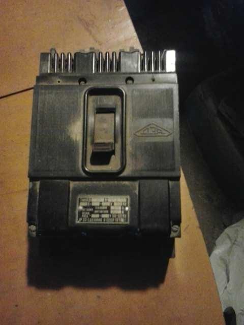 Продам Продам автоматический выключатель