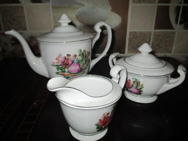 Продам Чайный набор (3 предмета)