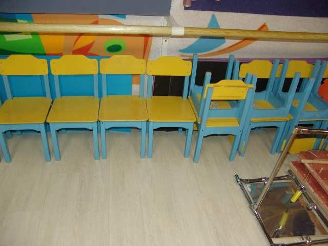 Продам Детский стульчик деревянный