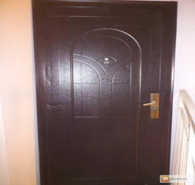 Продам: Входная стальная дверь: