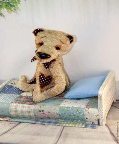 Продам Кровать игрушечная ручной работы