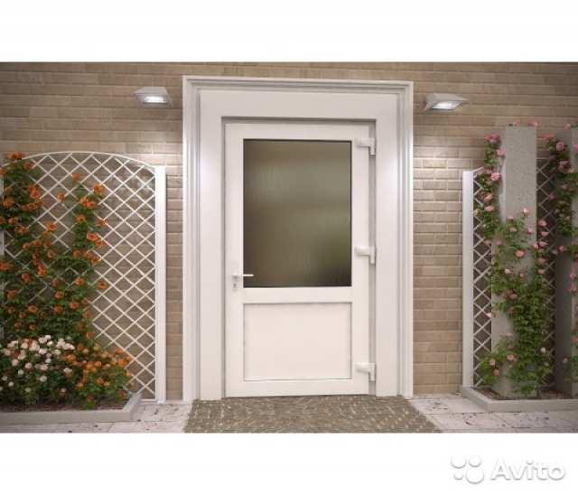 Продам Двери входные пвх 950x2050