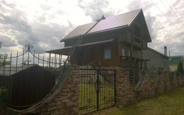 Продам: Шикарный дом-коттедж на берегу озера