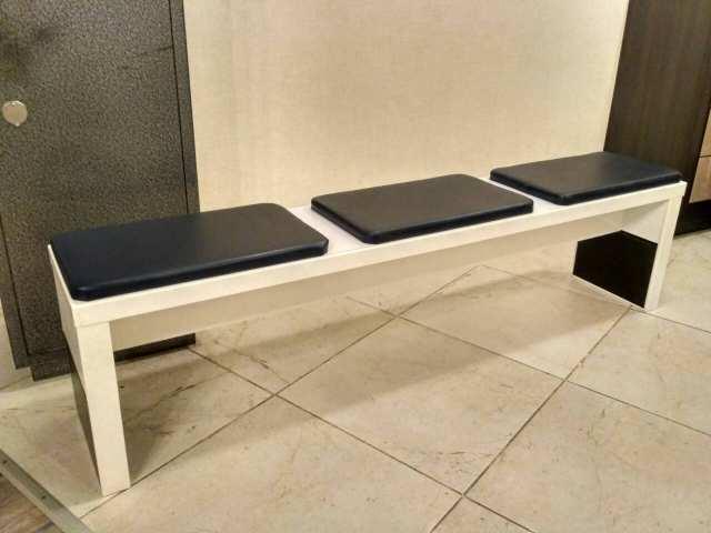 Продам: Скамья для посетителей