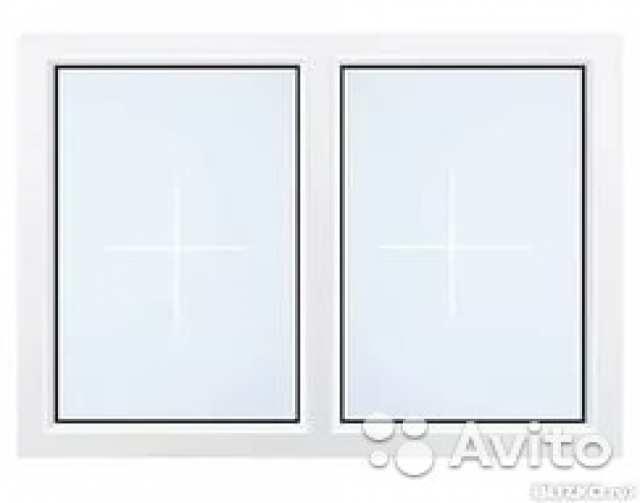 Продам Глухие окна 2 шт 800x1100