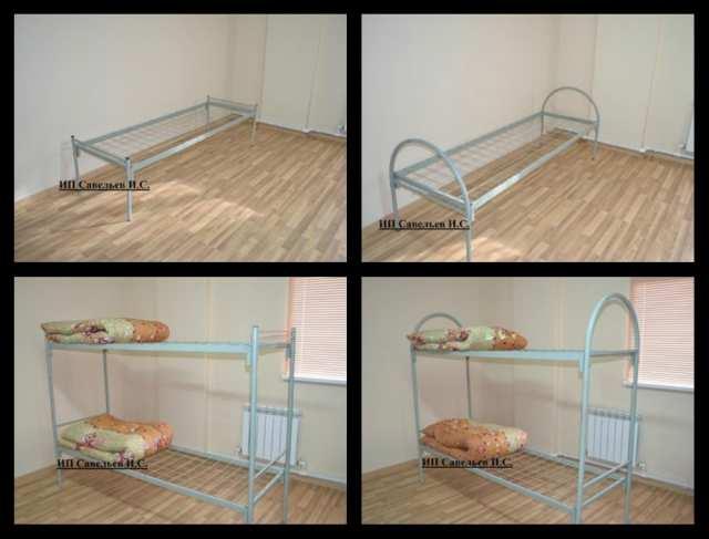 Продам: Кровати для строителей (армейского образ