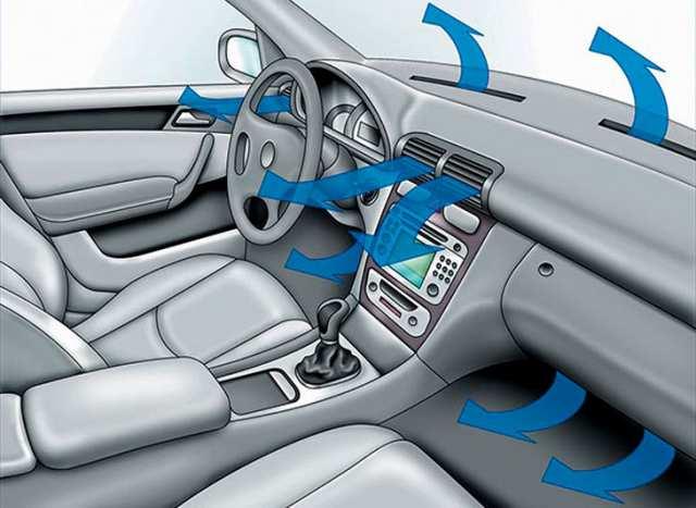 Предложение: Заправка автомобильного кондиционера