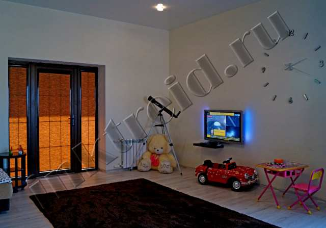 Продам: Рулонные шторы в зал, гостиную