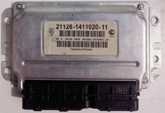 Продам: Мозги Эбу контроллер 21126 11