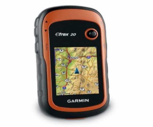 Продам Garmin eTrex 20 б/у турист GPS навигатор
