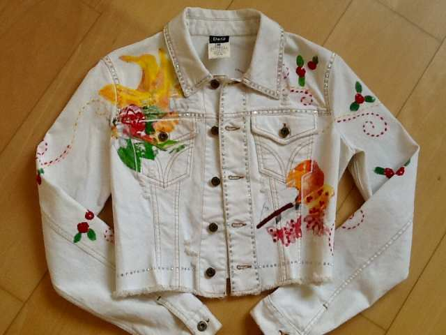 Продам Джинсовый пиджак D&G оригинал
