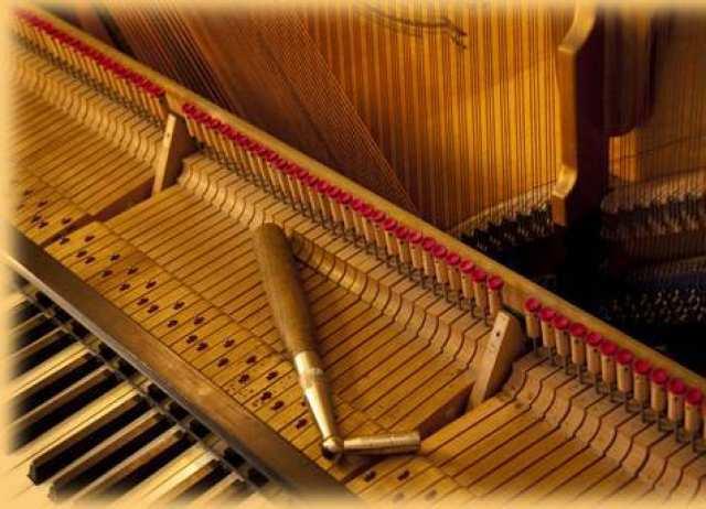 Предложение: Настройка (пианино) фортепиано ,рояля