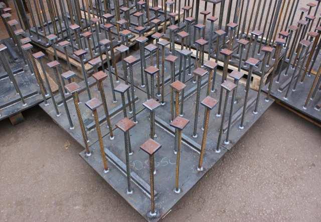 Предложение: Изготовление строительных закладных