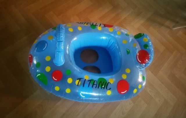 Продам Детский надувной круг для купания