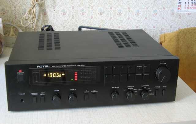 Продам Ресивер ROTEL RX-855
