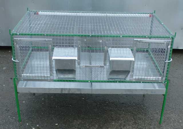 Продам: Клетка для кроликов